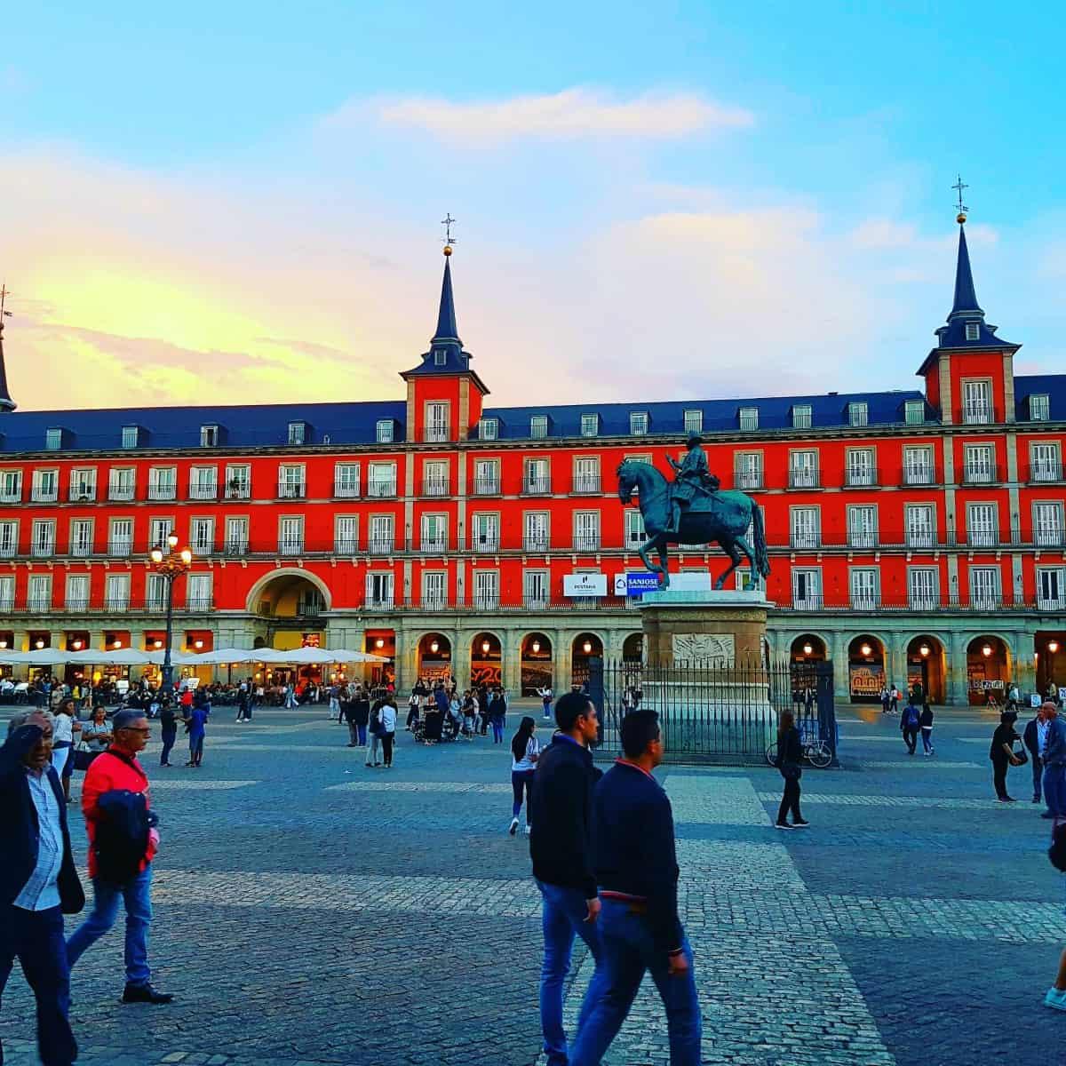 Madrid igjen