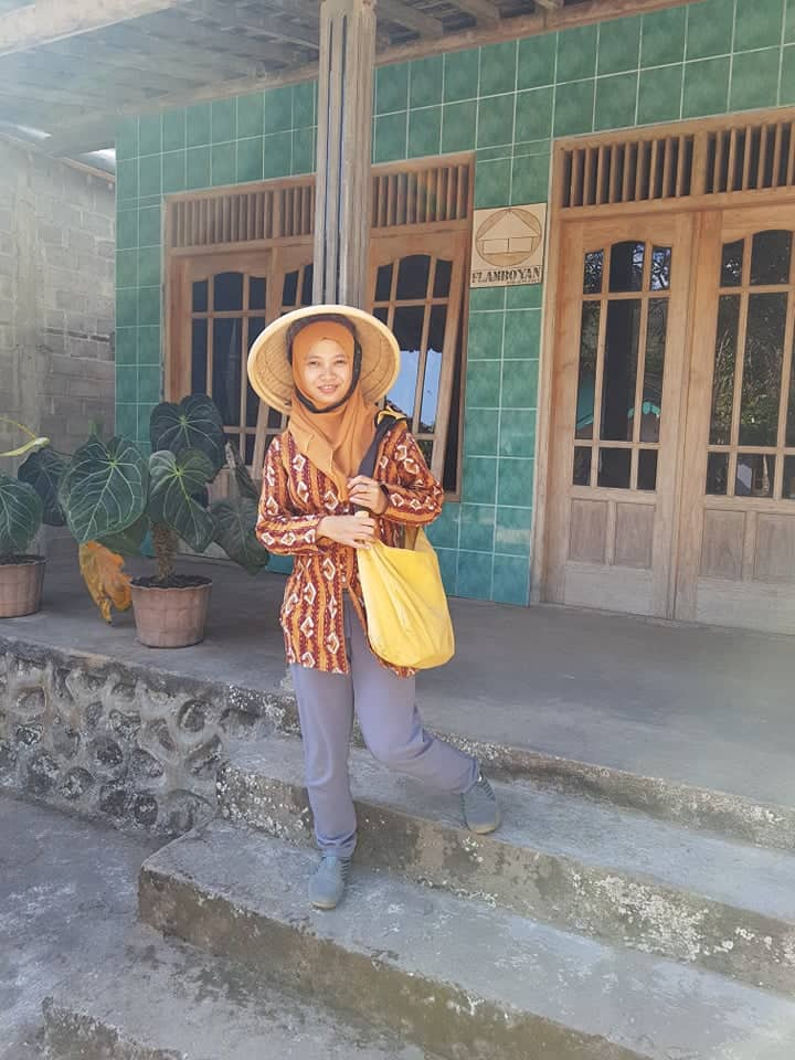 Templer og folk i Yogyakarta