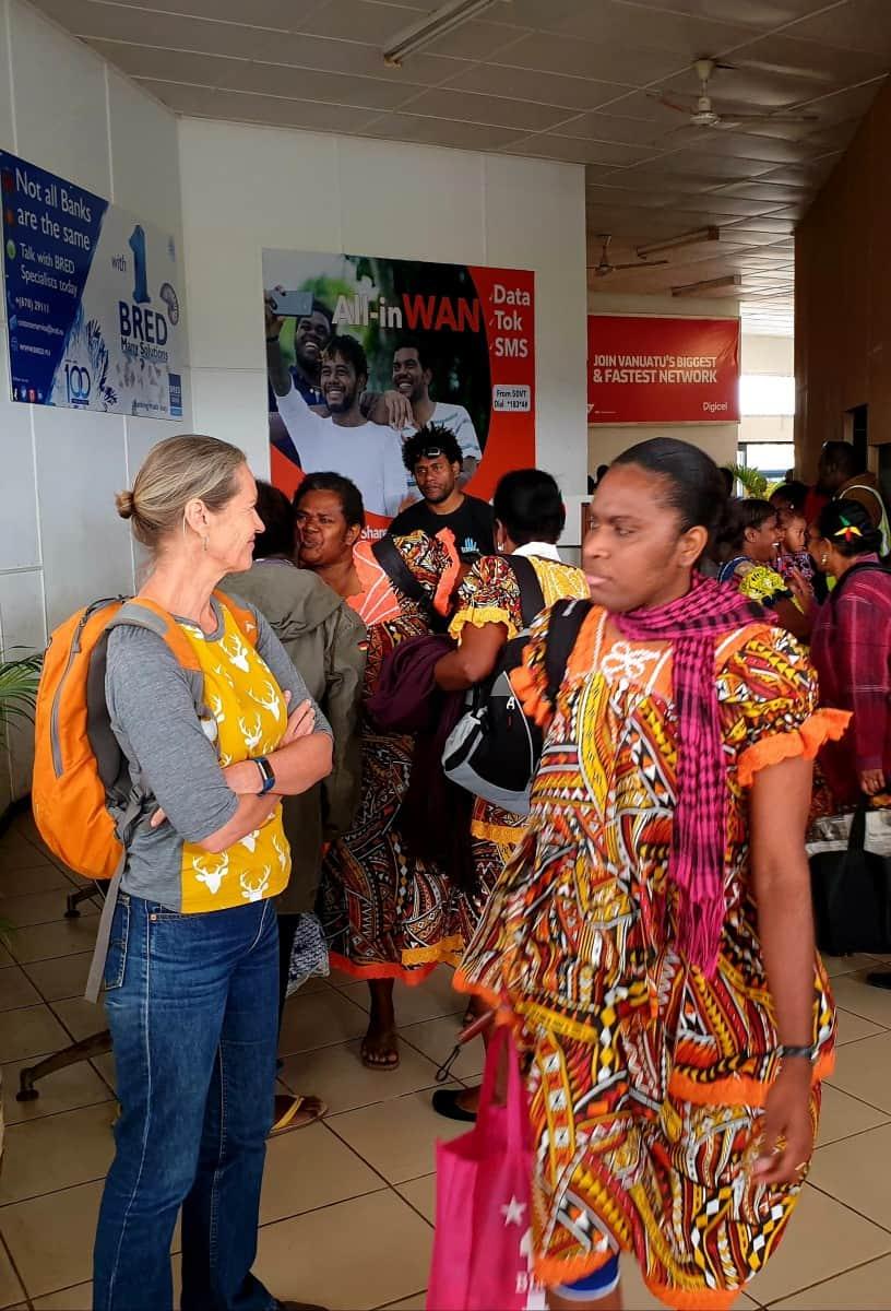 Siste dag på Vanuatu