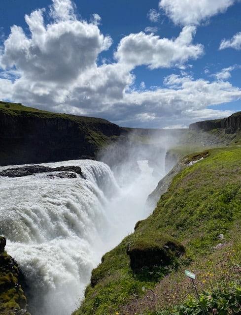 Reisen til Island
